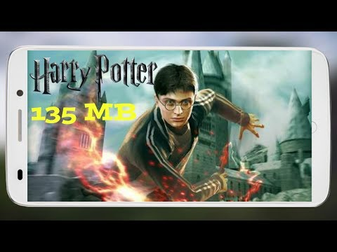 135 MB | Download Harry Potter Half Blood Prince PPSSPP Game Highly Compressed Play Any Android