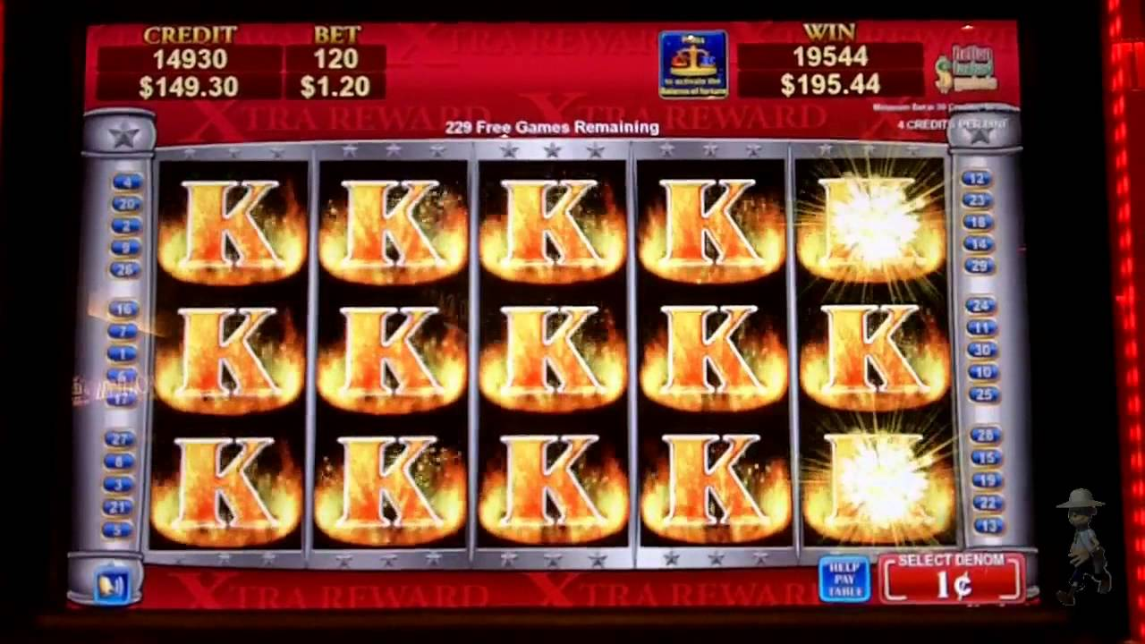 Slot xtra reward