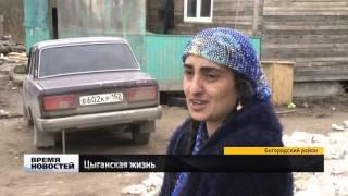 Цыганская жизнь