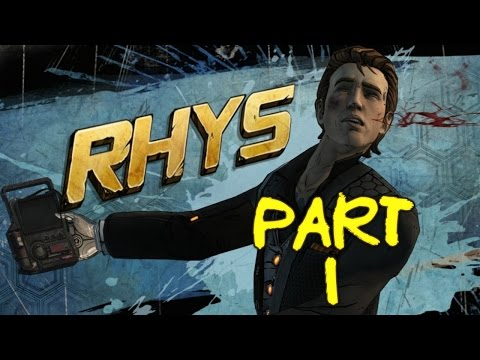 Tales from the Borderlands Gameplay Walkthrough Playthrough Part 1 - The Promotion (PC)