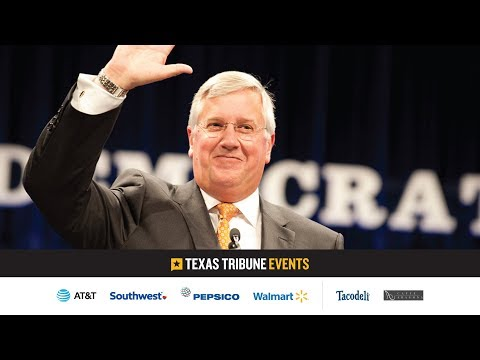 A Conversation with Mike Collier, Democratic Candidate for Lieutenant Governer