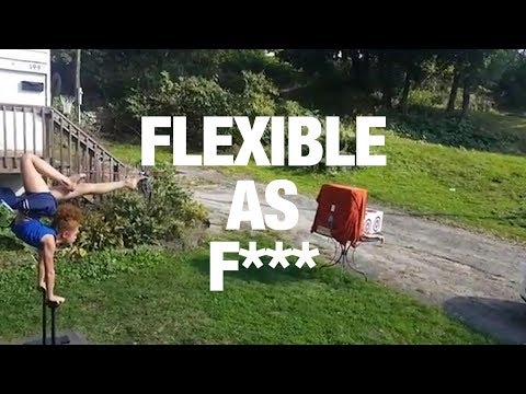The World's Most Flexible People