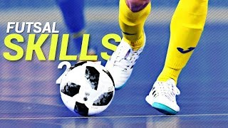 Most Humiliating Skills & Goals 2019 ● Futsal #7
