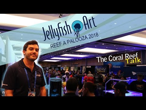 Reef A Palooza 2018 JELLYFISH ART!!!