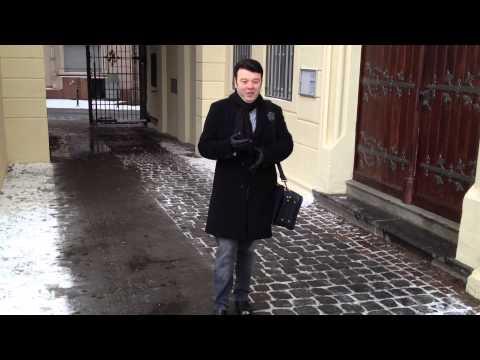 Vadim Gluzman Plays Bruch!