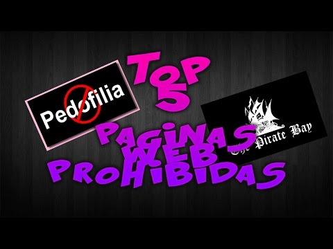 Top 5   Paginas Web Prohibidas   Cryxe