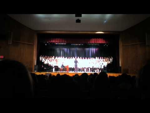 Saxe Middle School Chorus Sakura
