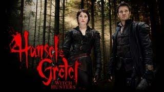 Hansel y Gretel Cazadores de brujas - Trailer Español HD