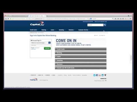 Capital One Auto Pay Bill Online - MyBillCom