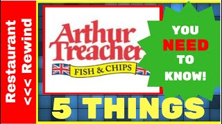 What Happened to Arthur Treacher's Fish and Chips?