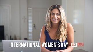 2017 Dünya Kadınlar Günü #BeBoldForChange