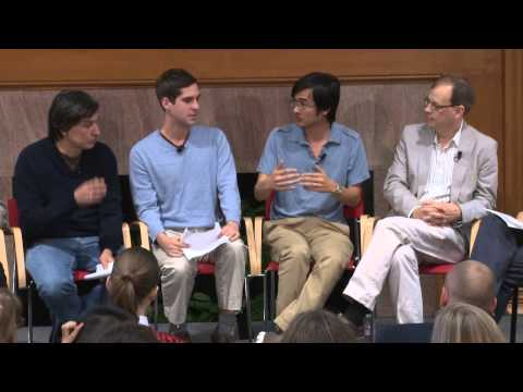 2015 Math Panel with Donaldson, Kontsevich, Lurie, Tao, Taylor, Milner