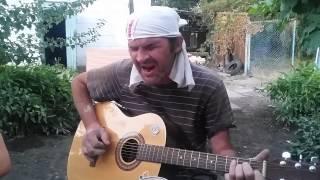 Классно спел под гитару. Автор Влас-лаботряс