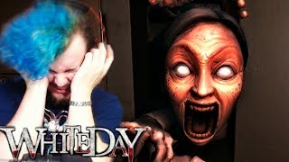 THE SCARIEST GAME EVER MADE?! | White Day: A Labyrinth Named School (PART 1)