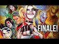 "Suicide Squad '""Harley Runs the Squad, Batman Dismantles it"" - Rebirth Complete Story"