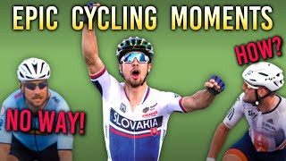 This is Why Peter Sagan is a LIVING LEGEND │Epic Cycling Moments Ep.2