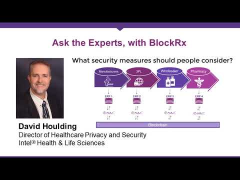 iSolve Asks the Experts: David Houlding, Intel Health & Life Sciences