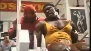 Lee Haney - the godfather