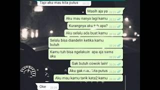 Posesif || Chat relationship