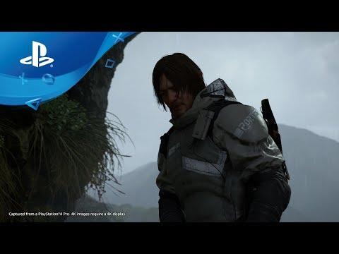 Death Stranding - Gameplay Trailer [PS4, deutsche Untertitel] E3 2018