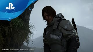 Death Stranding - Gameplay Trailer [PS4, deutsche Untertitel] E3 2018