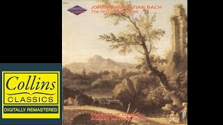 full bach   orchestral suites no1 to no4   consort of london   robert haydon clark