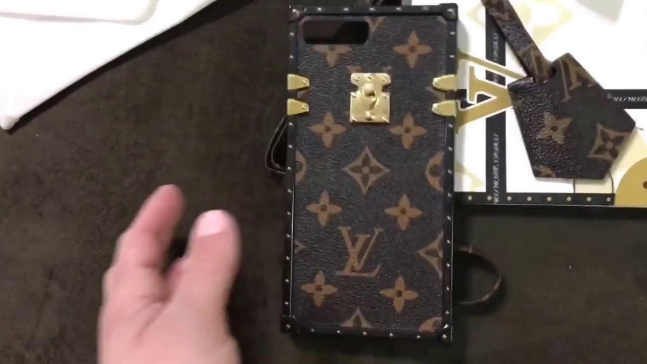 timeless design e7792 eb940 Louis Vuitton Phone Case