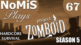 PROJECT ZOMBOID HARDCORE SURVIVAL   BUILD 39   EP 67 - MAYHEM
