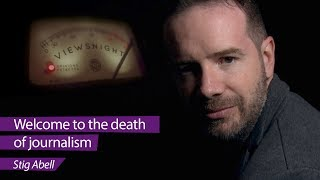 The death of journalism: Stig Abell – Viewsnight