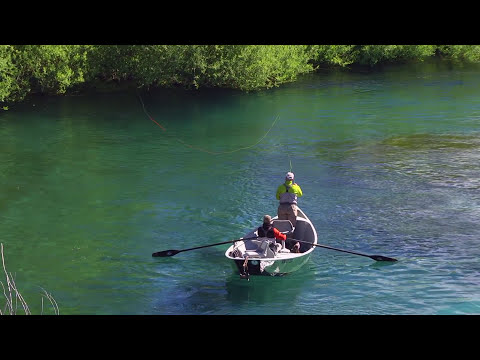 Limay By Todd Moen - Limay River Argentina Fly Fishing