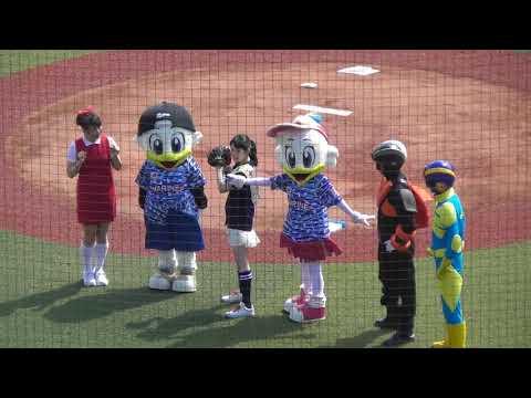 AKB48チーム8のKANTO白書バッチこい!」 #千葉ロッテマリーンズ #chibalotte #キャプテン☆C.