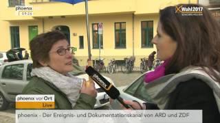 Ines arland im interview mit britta haßelmann (b'90/grüne) über den wahlausgang bei der landtagswahl in schleswig-holstein.
