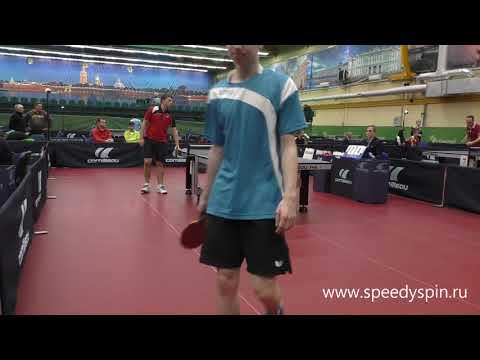 Zagoskin - Pokatov.Russia Continental Championship 2018, High Liga A.FHD