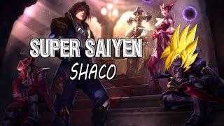 SUPER SAIYAN SHCAO
