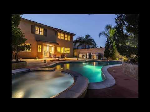 8037 Jamestown Cir Fontana CA Aerial & night video
