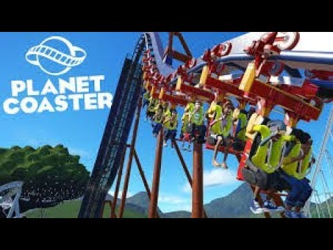 Planet Coaster | Da bricht man sich da Genick!