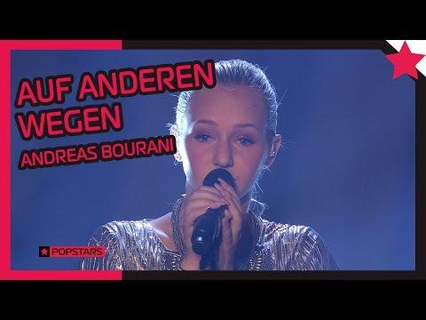 Terry-Joe, Timea, Selina und Alena: Auf anderen Wegen von Andreas Bourani - Popstars
