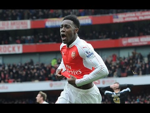 Danny Welbeck Goal Vs Leicester City Hd Youtube