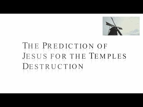 The Amazing Claims of Bible Prophecy - Matthew 24 - Dr Mark Hitchcock