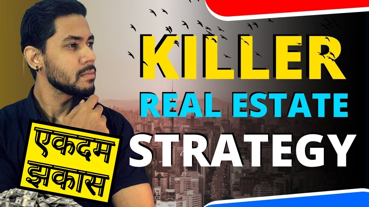 ?Real Estate Marketing Hindi⚡Killer Strategy [No One Talk] About?Real Estate Sales Strategies☝?
