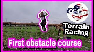 Did the Mini monkey run for Terrain Racing