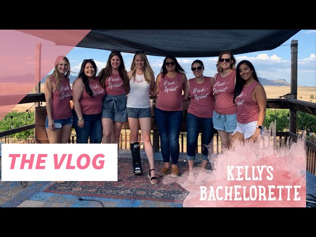 KELLY'S BACHELORETTE WEEKEND | adaatude