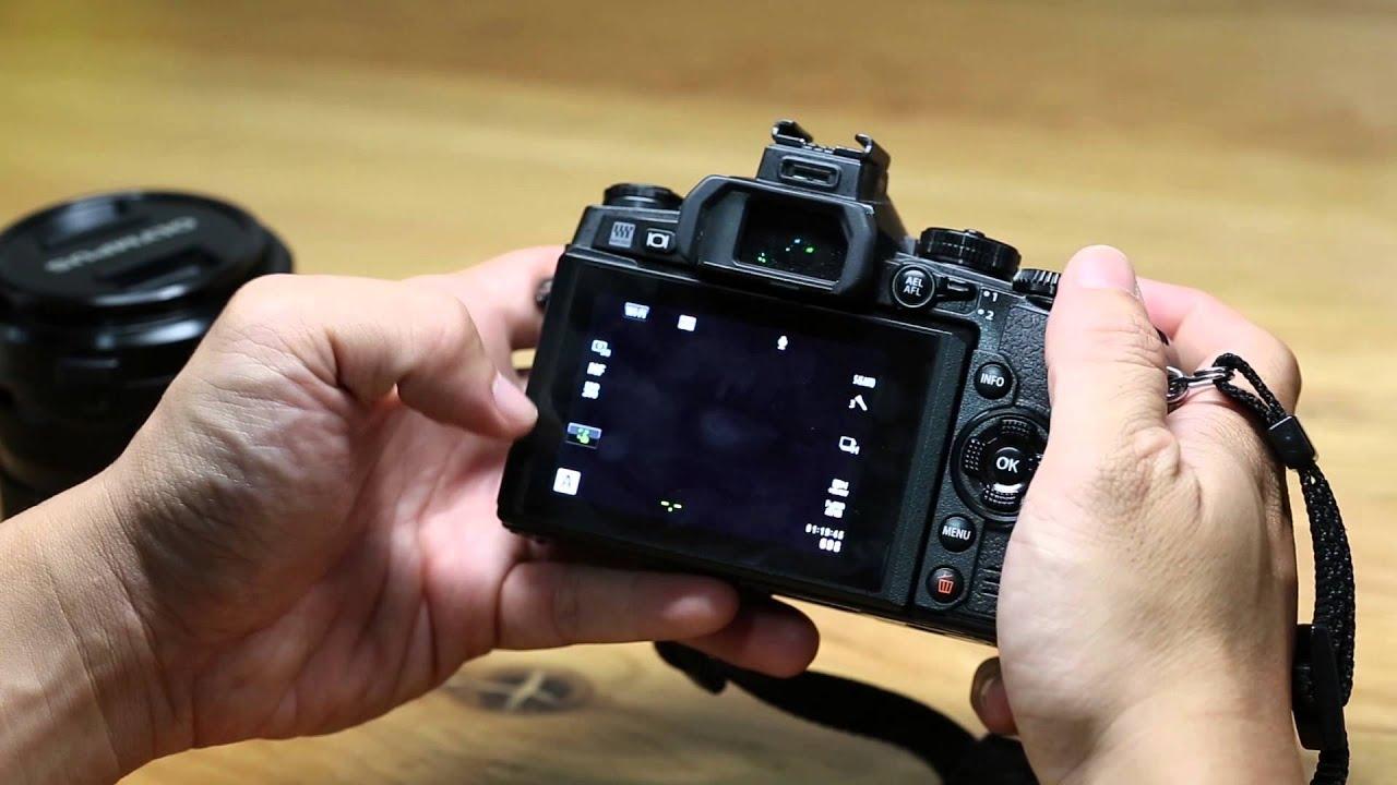 Tinhte.vn - Trên tay máy ảnh Olympus OMD E-M1