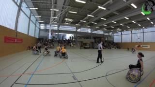 Zu Gast beim CVJM Lörrach Basketball Camp 2016
