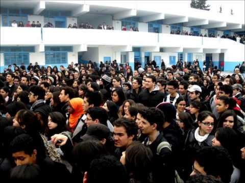 Lycée Menzah 6 Bac 2014   Intro  قصة عشرة