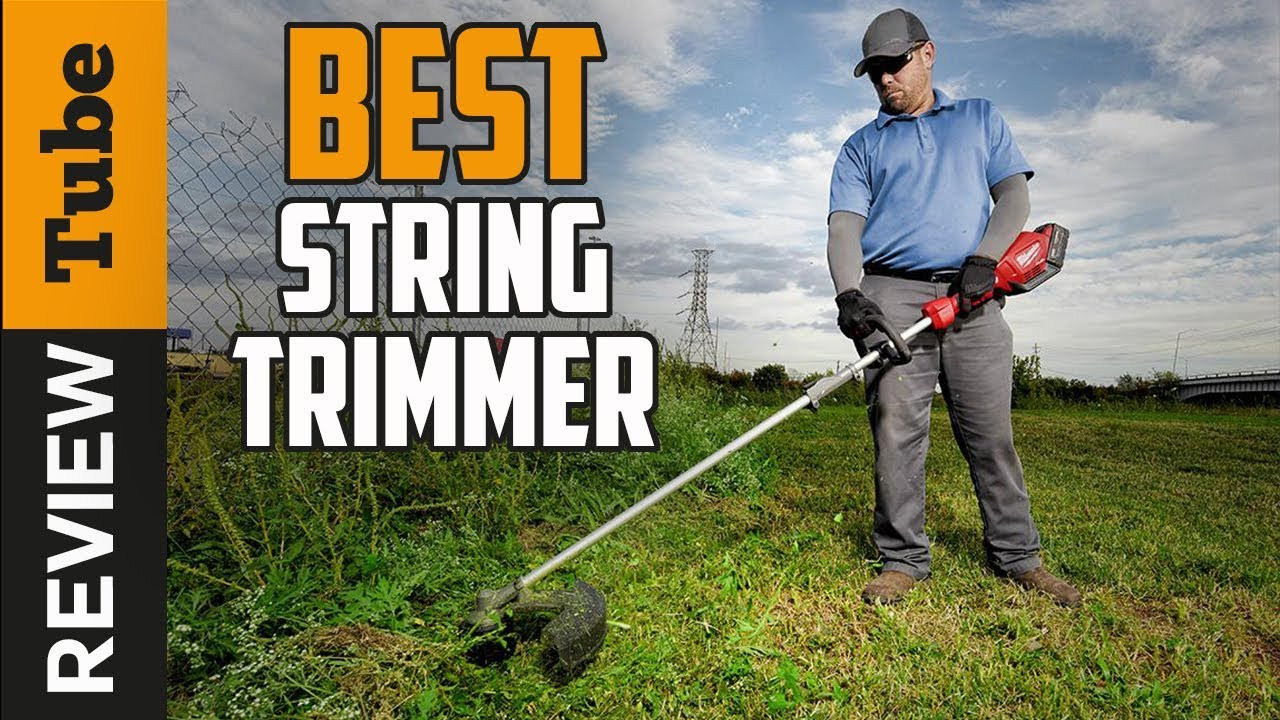 Best String Trimmer 2019 ✅String Trimmer: Best String Trimmer 2019 (Buying Guide)   YouTube