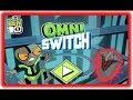 BEN 10 GAMES - OMNİ SWİTCH - CARTOON NETWORK GAMES