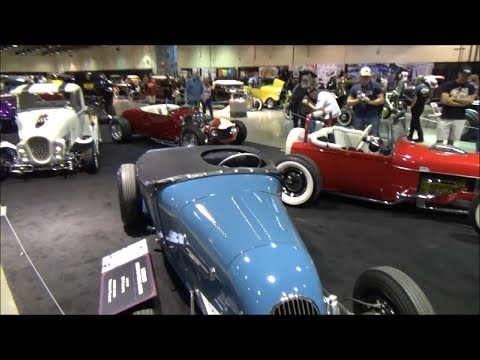 70th Annual Grand National Roadster Show (2019) - Model A 90th Anniversary Room