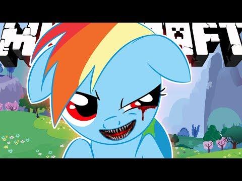Minecraft | Evil Rainbow Dash