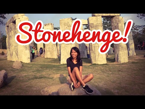 INSTAGRAMABLE PLACES IN YOGYAKARTA | Stonehenge & The Lost World Castle